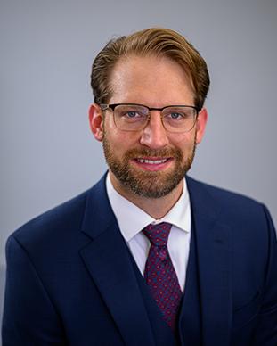 Headshot of attorney Taylor Tremel